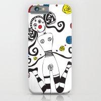 Palhacinha iPhone 6 Slim Case