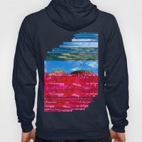 Beautifully Glitched Oslo, Norway Hoody