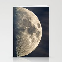 half moon Stationery Cards