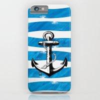 Anchor away iPhone 6 Slim Case