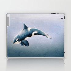orcinus orca Laptop & iPad Skin