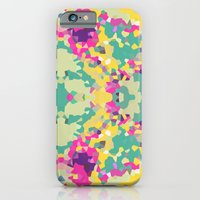 iPhone & iPod Case featuring Crystal Round IV by AJJ ▲ Angela Jane Johnston