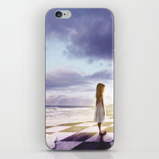 The Lost Story iPhone & iPod Skin