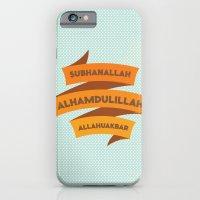 Subhanallah Alhamdulilla… iPhone 6 Slim Case