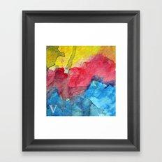 thm Framed Art Print
