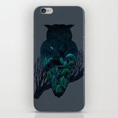 Owlscape iPhone & iPod Skin