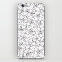 Cherry Blossom Pink - In Memory of Mackenzie iPhone & iPod Skin
