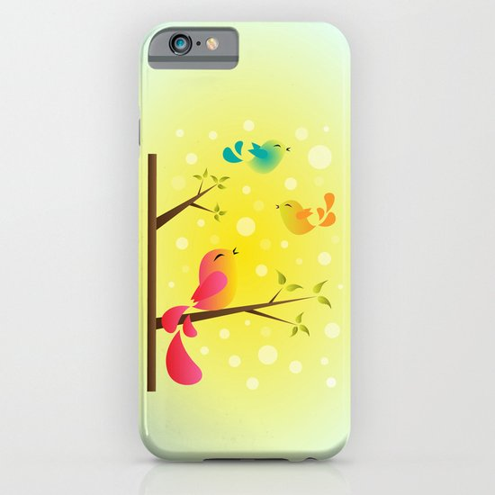 Fly High, My Babies!  iPhone & iPod Case