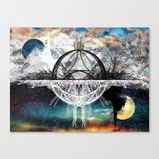 TwoWorldsofDesign Canvas Print