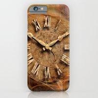 Tempus fugit ! iPhone 6 Slim Case