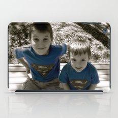 SUPER BOYS!! iPad Case