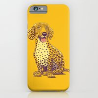 Take a Woof on the Wild Side! iPhone 6 Slim Case