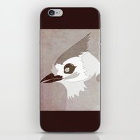 Tufted Titmouse iPhone & iPod Skin