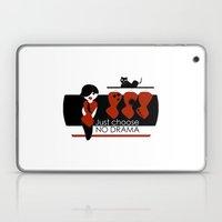 No Dramas! Laptop & iPad Skin