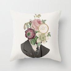 True Affection Throw Pillow