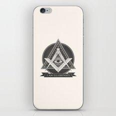 I Am Illuminati iPhone & iPod Skin