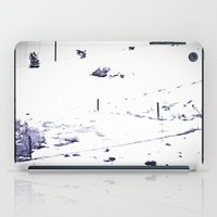 Overrun By Snow iPad Case