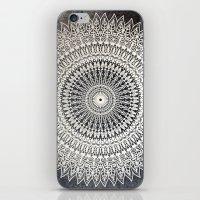 DESERT MOON MANDALA iPhone & iPod Skin