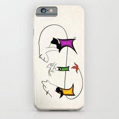 Three ghosts Slim Case iPhone 6s