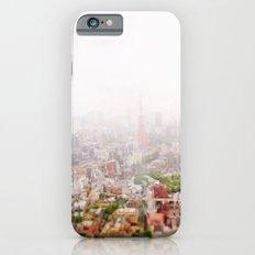 Rainy Tokyo iPhone 6s Slim Case