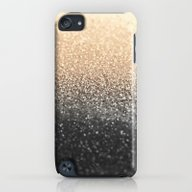GOLD BLACK iPod touch Slim Case