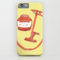 Pump Up The Jam iPhone 6 Slim Case
