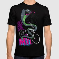 Lotus BMX Black SMALL Mens Fitted Tee