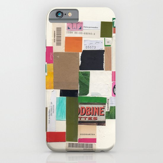 Daily Routine iPhone & iPod Case