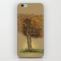 Another Autumn iPhone & iPod Skin