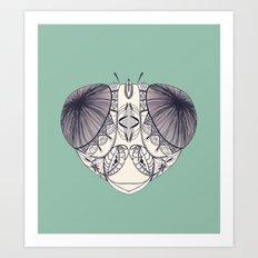 Odonata Art Print