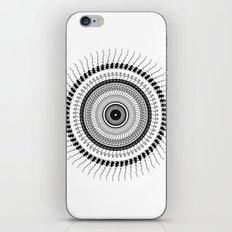 Mandala 01 iPhone & iPod Skin