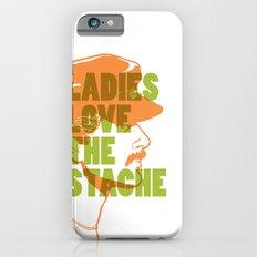 Ladies Love the Mustache iPhone 6 Slim Case