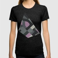 Langley 45 Womens Fitted Tee Tri-Black SMALL
