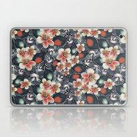 exotic floral Laptop & iPad Skin