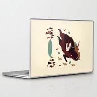 Laptop & iPad Skin featuring Banjo-kazooie by Louis Roskosch