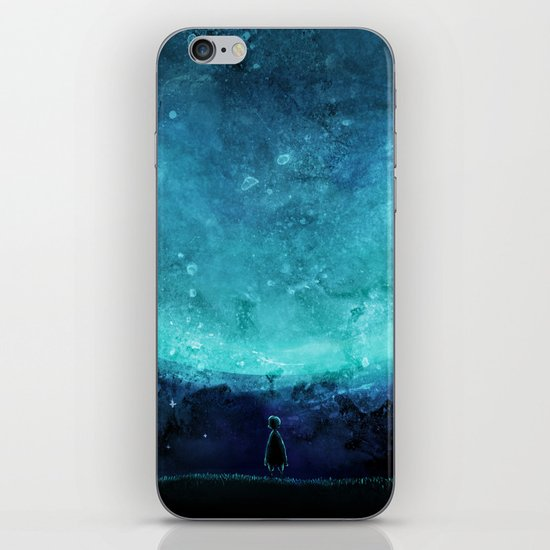 Sky of Wonder iPhone & iPod Skin