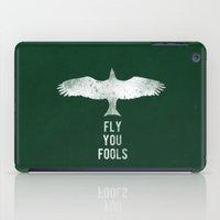 Fly You Fools iPad Case
