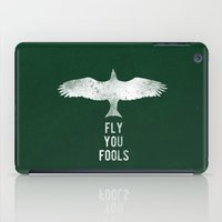 Fly You Fools iPad Case
