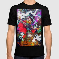 Thor Black SMALL Mens Fitted Tee