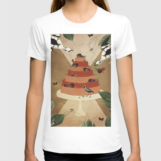 Let Them Eat Cake :: II T-shirt