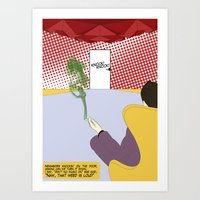 That Weed Is Loud Art Print