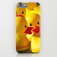 iPhone & iPod Case featuring When they toss the ring, duck! by Barbara Gordon Photography