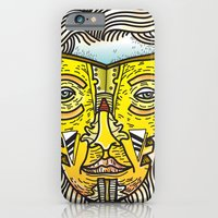 iPhone & iPod Case featuring Transmissor Infinito by Marcelo Mendes