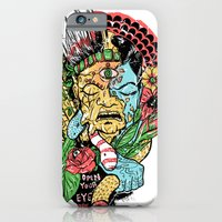 iPhone & iPod Case featuring Open your Eye by Liviu Matei