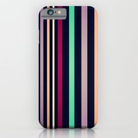 Colorful Lines! iPhone 6 Slim Case