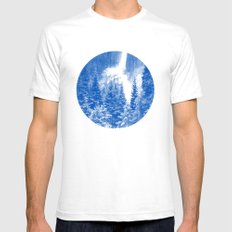wald  SMALL Mens Fitted Tee White