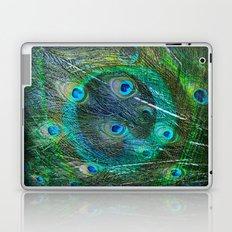 The Peacock Dream Laptop & iPad Skin