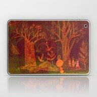 Fall Forest Laptop & iPad Skin