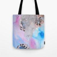 Crystalisis Tote Bag