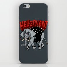 Hellephant iPhone & iPod Skin